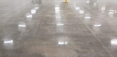 St Louis Polished Concrete